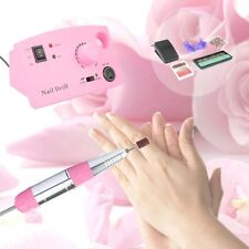 Electric Professional Handy Nail File Drill Manicure Tool Pedicure Machine Sets