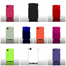 Protective Snap On Rigid Plastic Matte Phone Cover For LG Optimus Dynamic II 2