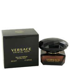 Crystal Noir Perfume By VERSACE FOR WOMEN 1.7oz ED Parfum Spray 419625