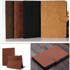 Luxury Leather Smart Case Stand Cover For Apple iPad 2/3/4 ipad Air/Air2 mini 38