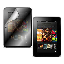 Clear Matte  LCD Screen Protector Cover for Amazon KINDLE FIRE HD 8.9
