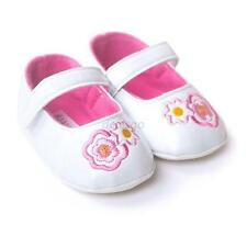 Infant Baby Girl Floral Soft Sole Crib Shoes Non-slip Princess Shoess 0-18M