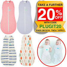 Ergo Cocoon Baby Swaddle Sleeping Bag Cotton Sleep Wrap Child Blanket 3-12m 1TOG