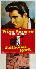 """JAILHOUSE ROCK"" ..Elvis Presley ..Classic Movie Poster A1A2A3A4Sizes"