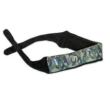 Icy Cools Ice Bandana - Cooling Headband or Neck Ice Wrap - Green Camouflage NEW