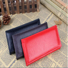 Purse Bag  Long Card Leather Handbag Unisex Lady Clutch Wallet Coin