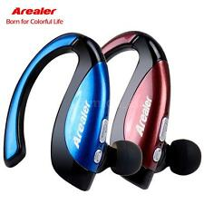 Bluetooth Stereo Wireless Headset Earbud Headphone Handsfree for iPhone Samsung