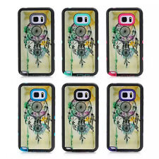 Dream Catcher Rugged Rubber Hard Cover Case For Samsung Galaxy Note 5