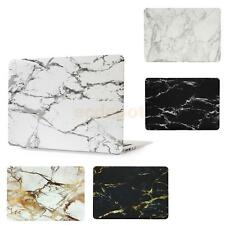 "For Macbook Pro Air Retina 11""13""15""12"" Marble Hard Case Top Buttom Shell Cover"