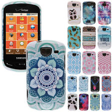 For Samsung Brightside U380 Phone Design SNAP ON Hard Protector Case Cover