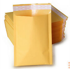 Popular Free shipping SELF SEAL Kraft Bubble Mailers Padded Envelopes
