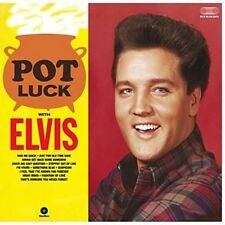 Pot Luck With Elvis - Elvis Presley LP