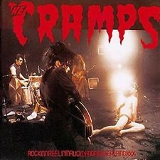 Rockinnreelininaucklandnewzealandxxx - Cramps New & Sealed LP Free Shipping