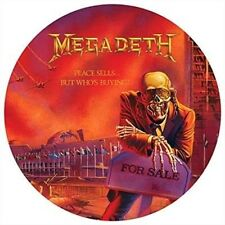 Peace Sells But Who's Buying - Megadeth LP