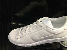Nike Tennis Classic White Blue Women Sizes