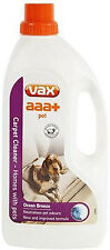VAX aaa+ Pet Carpet Cleaning Solution 1.5 Litre *BRAND NEW*