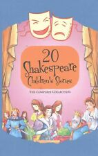 Twenty Shakespeare Children's Stories - The Complete 20 Book by Macaw Books Pape