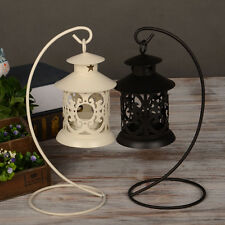 Metal Moroccan Style Candlestick Candleholder Candle Stand Light Holder Lantern