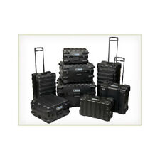 """ATA Style Foam-Filled, Reusable Indestructo Shipping Case 18"""" H x 15"""" W x 11"""" D"""