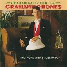 Mad Dogs and Englishmen - Graham and Th Dalby New & Sealed Compact Disc Free Shi
