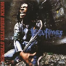 When Disaster Strikes - Rhymes Busta New & Sealed LP Free Shipping