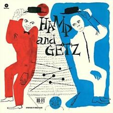 Hamp & Getz - Getz,Stan & Lionel Hampton New & Sealed LP Free Shipping