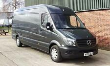 Mercedes-Benz Sprinter 2.1TD 316CDI LWB Grey Automatic Panel Van Pre-Registered