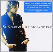Story So Far - Urban,Keith New & Sealed CD-JEWEL CASE Free Shipping