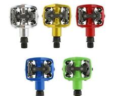 Wellgo Mountain Bike Clipless Pedals Shimano SPD With Cleats WPD-823
