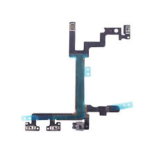 Wholesale Mute Power Flex Cable Volume Button Replacement Part For iPhone 5