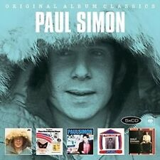 Original Album Classics - Simon,Paul CD BOX SET-STAND ALONE