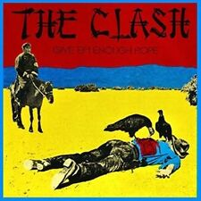 Give 'em Enough Rope - Clash New & Sealed LP Free Shipping
