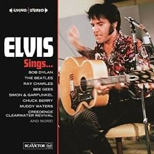 Elvis Sings - Presley,Elvis New & Sealed CD-JEWEL CASE Free Shipping