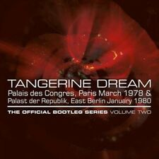 Official Bootleg Series Vol 2 - Tangerine Dream New & Sealed CD-JEWEL CASE Free