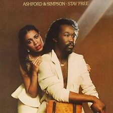 Stay Free: Expanded Edition - Ashford & Simpson New & Sealed CD-JEWEL CASE Free