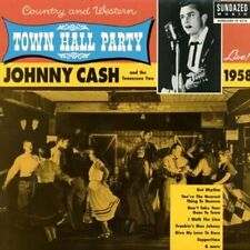 Live At Town Hall Party 1958! - Cash,Johnny New & Sealed LP Free Shipping