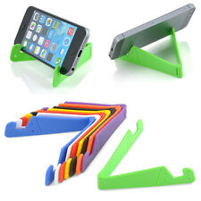 Foldable Support Mobile Cell Phone Stand Holder Cradle for Smartphone &Tablet PC