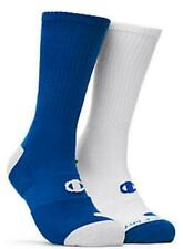 Champion Men's Basketball Crew Socks 2-Pack Assortment #CH120