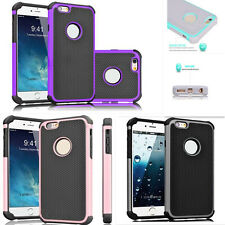 """Hot Selling Rugged Hybrid Rubber Hard Cover Case for iPhone 6 4.7"""" / 6 Plus 5.5"""""""