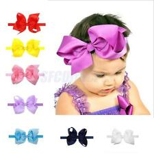 Kids Baby Girl Toddler Bowk Headband Hair Band Accessories Headwear For Infant