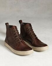 John Varvatos Star USA Men's Bedford Tropper Sneaker Boot Brown $298 msrp NIB