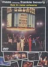 Maze - Featuring Frankie Beverly: Live in New Orleans New DVD