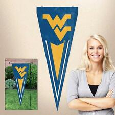 NCAA College Football Team Embroidered 1-Sided Window Garden or Pennant Flag NEW
