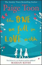 NEW One We Fell in Love With by Paige Toon Paperback Book (English) Free Shippin