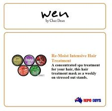 WEN by Chaz DeanRe-Moist Intensive Hair Treatment