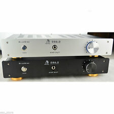 Desktop Encryption Headphone Amplifier (Speaker) Preamp LME49710 Op Amp ZJ-66
