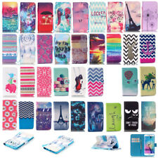 Card Wallet Holder Case for iPhone PU Leather Stand Protective Phone Flip Cover
