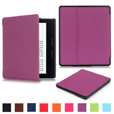 Folio Slim Magnetic Leather Smart Stand Case Cover For Amazon Kindle Oasis Ebook