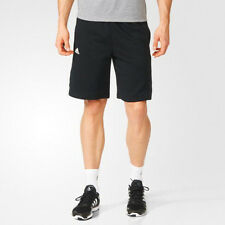 Adidas AK1572 Men Training ESS Linear short pants black white