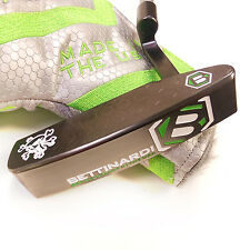 CUSTOM 2016 Bettinardi Putter BB8 350G SERIES King Skull Edition with headcover